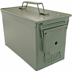 .50 Cal Ammo Can           Green