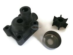 Water Pump Kit Housing 369-65016 65011 65021 For Tohatsu Nissan Outboard Engine
