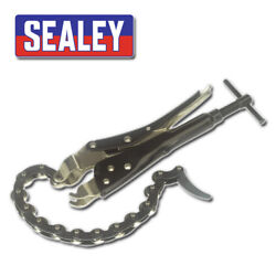 Sealey Ak6838 Black Exhaust Pipe Stainless Steel Thin Wall Tube Cutter