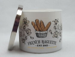 1 Bath amp; Body Works FRENCH BAGUETTE 3 Wick Scented Wax Candle 14.5 oz $39.99
