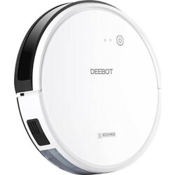 Ecovacs Deebot 600 App Controlled Robotic Vacuum With Smart Motion