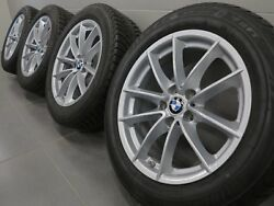 17 Inch Winter Tyres Original BMW 5er G30 Touring G31 6868217 Styling 618 (A66)