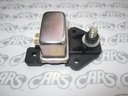 1958-1967 Buick Oldsmobile Pontiac Horn Relay With Battery Cable Junction Block