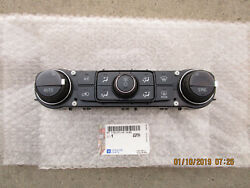 14-19 CHEVY SILVERADO 1500 LT LTZ AC HEATER CLIMATE TEMPERATURE CONTROL OEM NEW