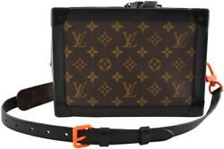 Louis Vuitton Monogram Soft Trunk Cross Body Bag