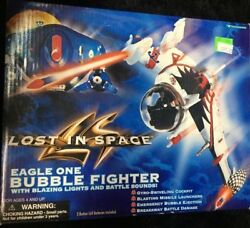 Trendmasters 1997 Lost In Space Eagle One Bubble Fighter - Mib - Sealed Nos