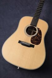 Martin D-28 Authentic1937 VTS With Hard Case