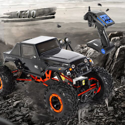 RC Rock Crawler 1:10 HSP 4WD Electric Cars Monster Truck Climbing Off Road Car