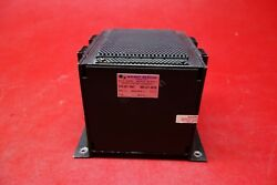 Consolidated Airborne Systems Scf1578-1 Signal Conditioner 17-32v Pn 6883711-501