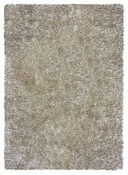 Rizzy New Kempton Soft Wool Rectangle Area Rug 9 X 12and039khaki Brown Tan Solid/shag