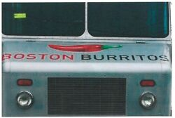 FOOD TRUCK FOR SALE FULLY EQUIPPED GOOD CONDITION BOSTON