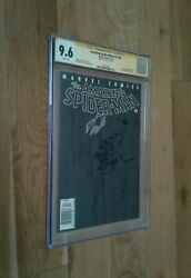 Amazing Spider-man 36 Cgc 9.6 Ss Signed Stan Lee 9/11 Wtc Issue Rare Newsstand