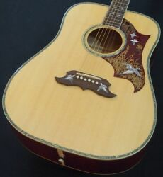 Gibson Doves In Flight AN Acoustic Guitar With Hard Case