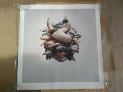 Jeremy Geddes - Cluster Large - 2012 - Giclee - Signed And Numbered - Art Print