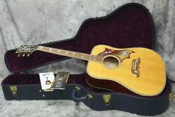 Gibson Doves In Flight Acoustic Guitar With Hard Case