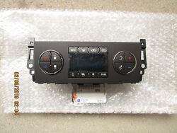 12 - 13 CHEVY SILVERADO 1500 AC HEATER CLIMATE TEMPERATURE CONTROL OEM NEW