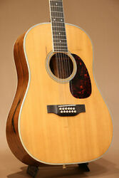 Martin D12-35 With Hard Case