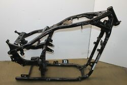 03 YAMAHA ROAD STAR XV1600ALE LIMITED EDITION Frame Chassis SLVG RBLD