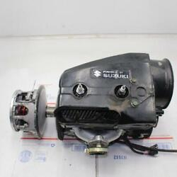 290 2000 arctic cat z 440 ENGINE MOTOR W CLUTCH