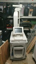 Coherent Ultra Pulse 2500C Laser - no key bypassed switches on LCD not working