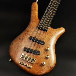 Warwick WB Thumb NT 4strings Ltd 2017 Natural Satin New