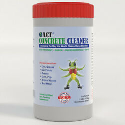 Act Cc2002 Concrete Cleaner Dry Formula 2.5 Lbs