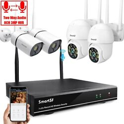 Wired Cctv System H.265+ 4ch Dvr With 1080p Outdoor Security Camera Dvr Kit