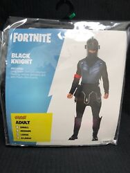 Fortnite Spirit Black Knight Costume Adult Large L - 2-3 Day Fast Ship Today