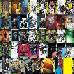 Doomsday Clock All Issues All Printings All Variants New Yellow Variant Updated