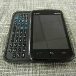 PANTECH RENUE - (AT&T) CLEAN ESN UNTESTED PLEASE READ!! 27129
