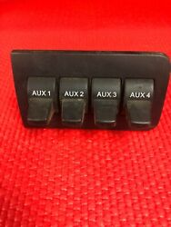 11-16 Ford F250 F350 Super Duty Auxiliary Accessory Switches Al3t-13d734 3018