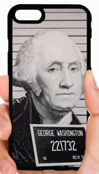 George Washington Funny Phone Case For Iphone Xs Max Xr Xs 8 7 6s 6 Plus 5s 5c 4