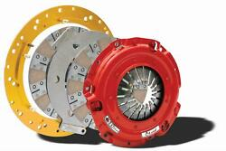 Mcleod For 2011-2017 Ford Mustang 5.0l Rxt 1200 Twin Disc Clutch Kit 6932-25hd