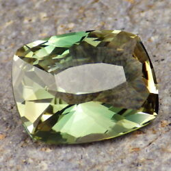 Gazon Green-teal-peach Dichroandiumlque Oregon Sunstone 12.83ct Flawless-oneand039 The Best