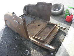 1930 1931 Ford Model A Coupe Rear Section Sport 5 Window Five Roadster Rat Rod