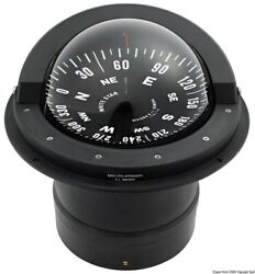 Riviera Boat Marine Compass Flat Rose For Sail Boats Recess Fitting