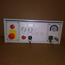 Rexroth Bta20 .4-na-sp-ve-bs Operator Interface Control Panel Face - New In Box
