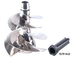Solas Yamaha Twin/concord Series Ys-tp-14/23 Impeller