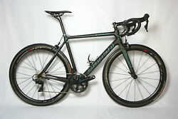 Bianchi Specialissima CV Carbon Road Bike Size 55 Shimano Dura Ace 9100  NEW!