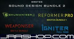 Krotos Audio Sound Design Bundle 2 eDelivery JRR Shop