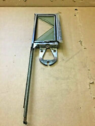 1955 Cadillac Ps Rh Vent Window Frame 2 Door Coupe Only Used Original 54