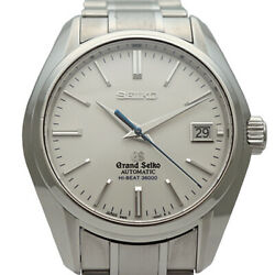 Grand Seiko High Beat 36000 Ladies 9S85-00A0 Silver Dial Automatic Winding