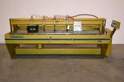 Powermatic 26lpc In-line 5hp Automatic Contouring Shaper / Router