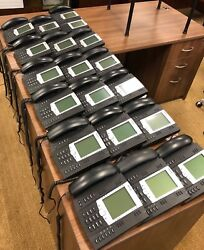 Aastra 6757i Business Phone Systems Modules With Riser Sets