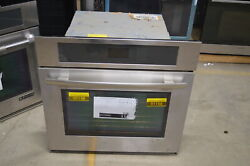Jenn-air Jjw2430ws 30 Stainless Single Convection Wall Oven Nob 1156 Mad