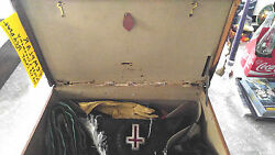 Knights Templar 1900's Parade And Ceremony Outfit And Chest From 42 Reading Pen