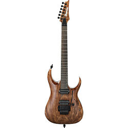 Ibanez Rga Axion Label 6 String Electric Guitar -antique Brown Stained Low Gloss