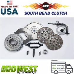 South Bend Dual Disc Clutch Fits 1994-1997 Ford F-250 F-350 7.3l Powerstroke