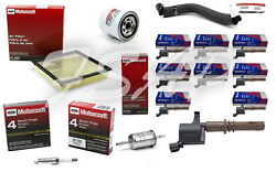Tune Up Kit 2012 Ford Expedition 5.4l V8 Acdelco Ignition Coil Dg521 Fa1883