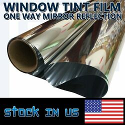 One Way Mirror Protectors Film Privacy Window Tint For Home And Office 504